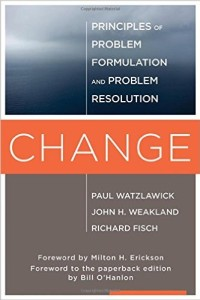 Watzlawick, change, paradossi, terapia strategica, Psicoterapia Breve Strategica, Terapia Breve Strategica