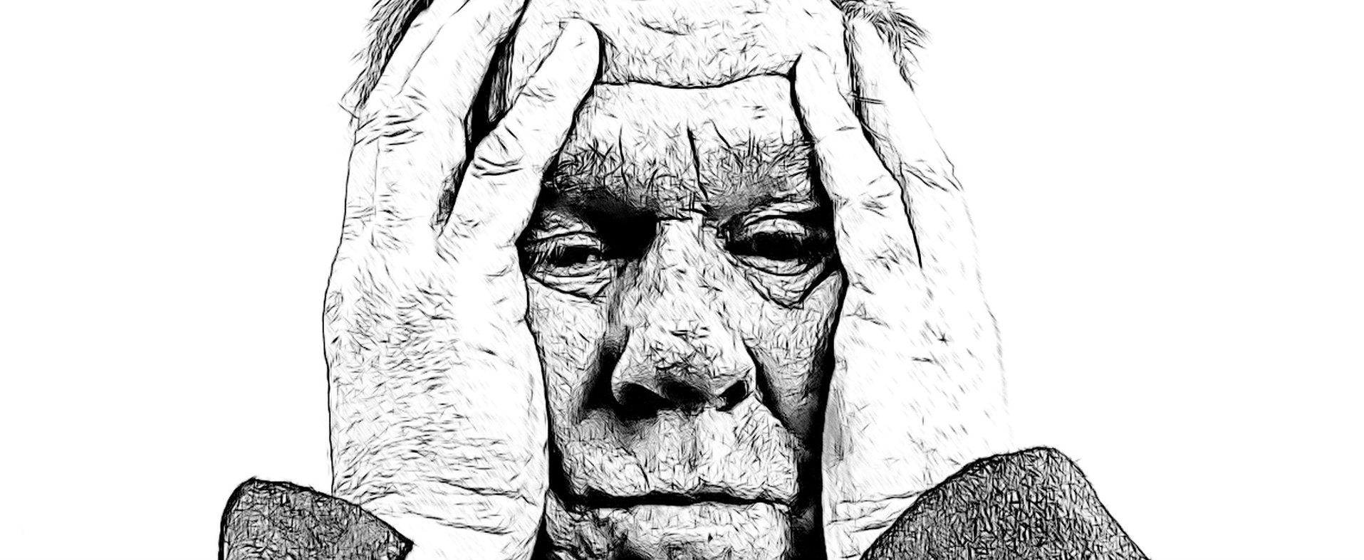 Dolore, senno, problema, paradosso, Psicologo