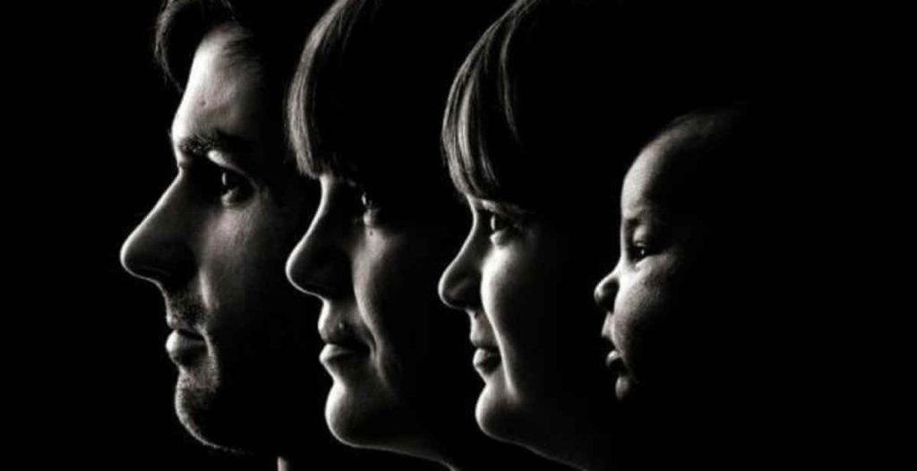 identità; figli; generazione;