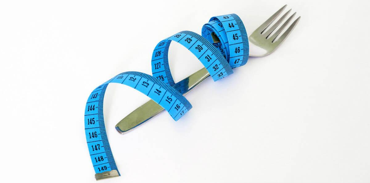 forchetta, metro, dieta paradossale, bulimia, binge eating