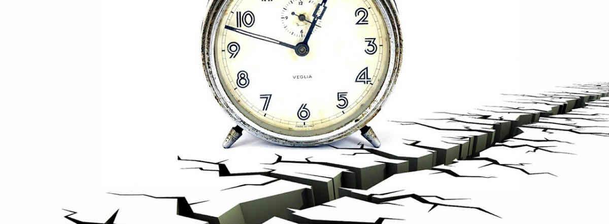 il tempo sta finendo; orologio; combattere l'ansia; sconfiggere l'ansia; Psicoterapia Breve Strategica